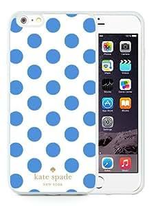 DIY Hot Sale iPhone 6 Plus Case,Kate Spade 301 White New Design iPhone 6 Plus 5.5 Inch TPU Phone Case