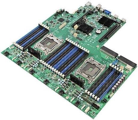 Intel S2600WT placa base para servidor – Intel Chipset – Socket R3 (LGA2011 – 3) – 1 pack – propietario factor de forma – Procesador 2 x Apoyo – 3 Tb DDR4