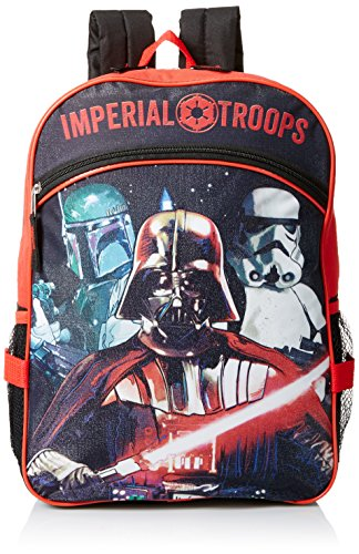 Star Wars Boys Backpack Lunch