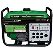 Energy Storm 3,900 Watt Portable Gasoline Generator with Recoil Start