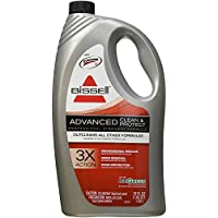 Bissell - Best 52-ounce Advanced Formula Home Carpet Cleaner Solution