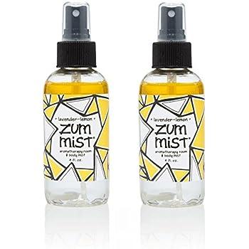 Indigo Wild: Zum Mist Lavender Lemon 4 Fl Oz Set of 2