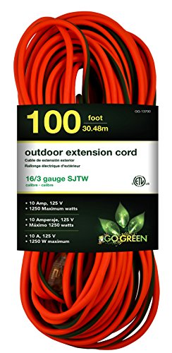 100 foot outdoor electrical cord - 5