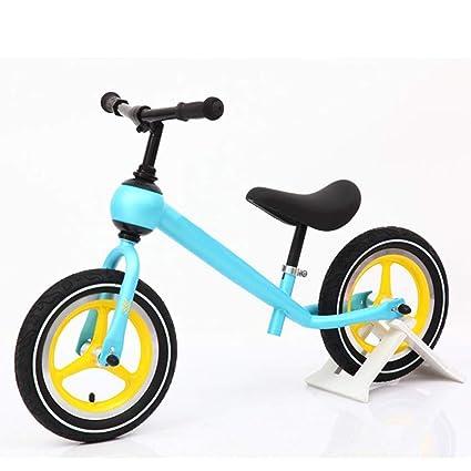 LIWORD Coche del Balance De Los Niños Sin La Bicicleta del Pedal Rueda del Marco del