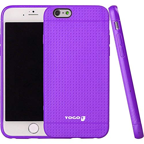 Capa para iPhone 6 Plus, Yogo, YGI6P003PUR, Roxa