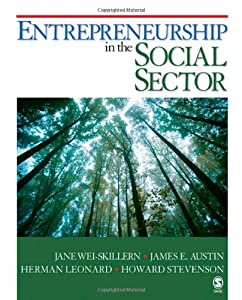 Entrepreneurship in the Social Sector by SAGE Publications, Inc