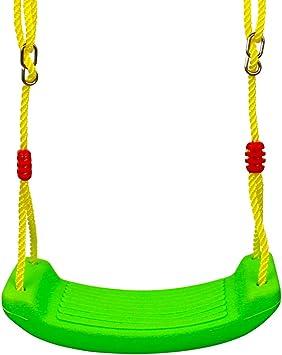 Yoptote Columpio Jardin Infantiles Juguete Swing Set Balancin Jardin Regalos Exterior y Interior para Niños Niñas 3 4 5 Años+ (Verde): Amazon.es: Juguetes y juegos