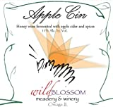 NV Wild Blossom Meadery & Winery Apple Cin Mead 750