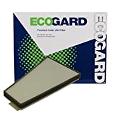 ECOGARD XC25082 Premium Cabin Air Filter Fits Ford Taurus / Mercury Sable