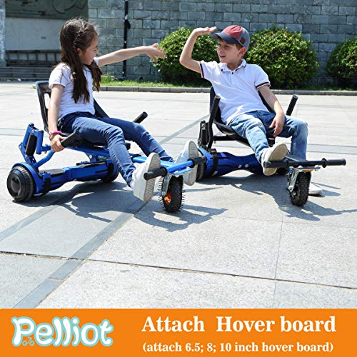 Amazon.com: PELLIOT Carro de hoverboard resistente ...
