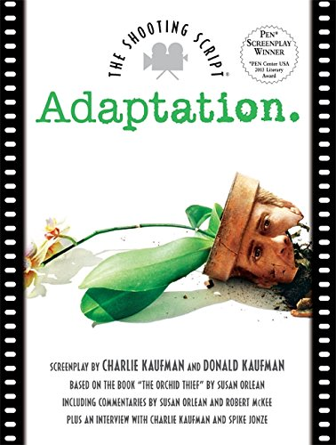 Adaptation: The Shooting Script ebook