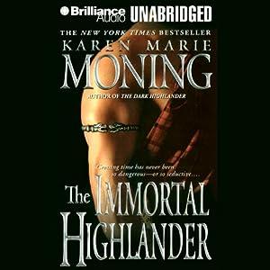 The Immortal Highlander Audiobook