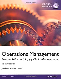 Operations management 11th edition jay heizer barry render operations management fandeluxe Gallery