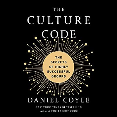 by Will Damron (Narrator), Daniel Coyle (Author), Random House Audio (Publisher)(21)Buy new: $24.50$20.95