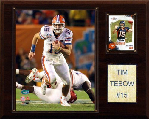 (NCAA Football Tim Tebow Florida Gators Player)