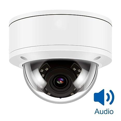 Camara Vigilancia, Anpviz 5MP H.264/ H.265 IR Camera IP PoE