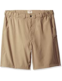 Wrangler mens big-tall Authentics Big & Tall Performance Side Elastic Utility Short