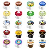 k cups for 2 0 keurig - 20-count - NEW Everything Variety Pack for Keurig® 2.0 Brewers - Featuring coffee, decaf, flavored, tea, cider, hot chocolate, snapple & cappuccino