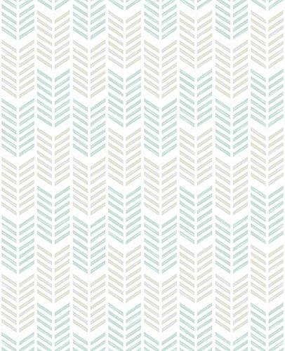 Graham & Brown 32-877 Oiti Bleu Wallpaper, Blue