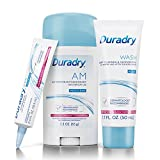 Duradry Protection System - Prescription Strength Antiperspirant Deodorant. Specially Formulated for Excessive Sweating or Hyperhidrosis. Block Sweat and Odor FDA-Compliant Formula. Made in USA