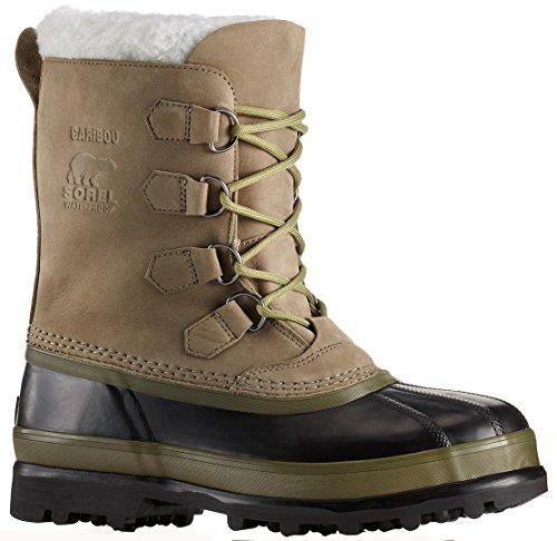 SOREL Men's Caribou Boots Sage 8 D(M) (Sorel Caribou Wool)