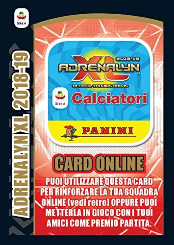 Calciatori Adrenalyn XL 2018-2019 Super Starter Pack Esclusiva Amazon Box da 24 bustine - 2 Card Limited Edition - Card Coins Esclusiva - Raccoglitore - Guida ufficiale - Campo da gioco -