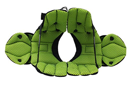 Schutt Sports Y-Flex 4.0 All-Purpose Youth Football Shoulder Pads, Small