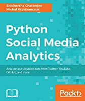 Python Social Media Analytics Front Cover