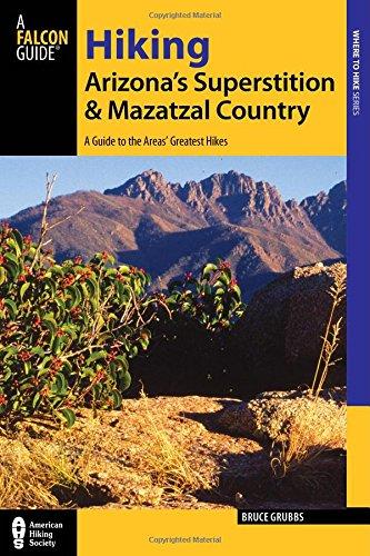 Hiking Arizonas Superstition Mazatzal Country product image