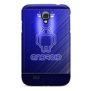 Special NikRun Skin Case Cover For Galaxy S4, Popular Android Phone Case