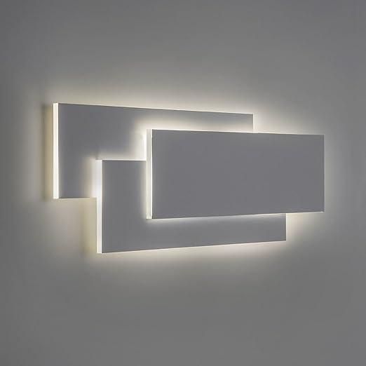 Astro edge 560 rectangular architectural led wall light 14w 2700k led