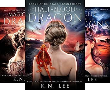 Amazon com: Half-Blood Dragon: A Pirate Fantasy (Dragon Born Trilogy