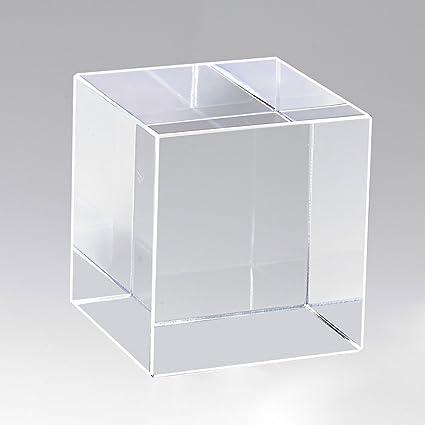 Clear Acrylic Cube (2u0026quot; X 2u0026quot; ...