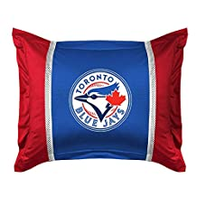 MLB Toronto Blue Jays Pillow Sham Baseball Bedding