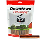 """Downtown Pet Supply 6"""" BULLY STICKS - Free Range Standard Regular Thick Select 6 inch (10 Pack)"""