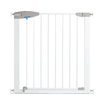Lindam Sure Shut Axis Pressure Fit Safety Gate In Short Supply 76-82 Cm white