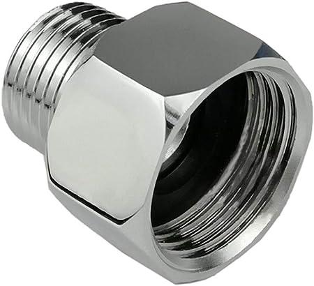 """3//4/""""1//2/"""" BSP Messing Fittings Messinghahn Adapter Gewindefittings Rohrverbinder"""