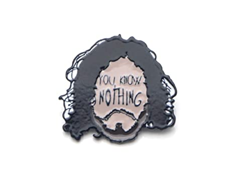 Amazon.com: FTH Game of Thrones Jon Snow You Know Nothing ...