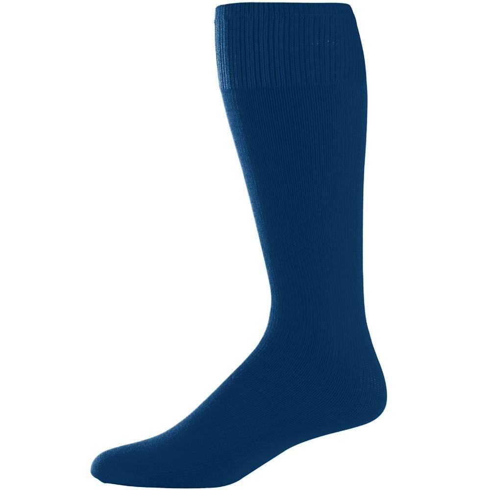 Augusta Sportswear Kids 'ゲームソックス B00IMNRWNA One Size|3 Pack Navy Socks 3 Pack Navy Socks One Size
