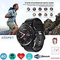 NDGDA Smart Watch Kospet Hope Lite 4G Teléfono Inteligente ...