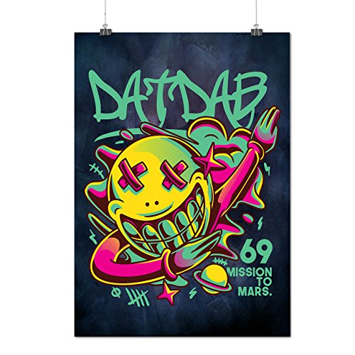Funky Dat Dab Fashion Matte/Glossy Poster A3 (42cm x 30cm) | Wellcoda (Capri Furniture Reviews)