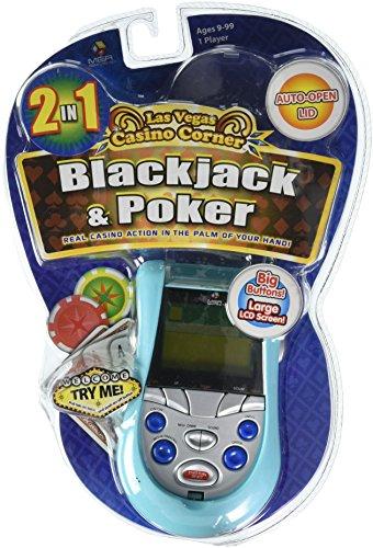 MGA Entertainment 2-in-1 Las Vegas Casino Corner Solitair...