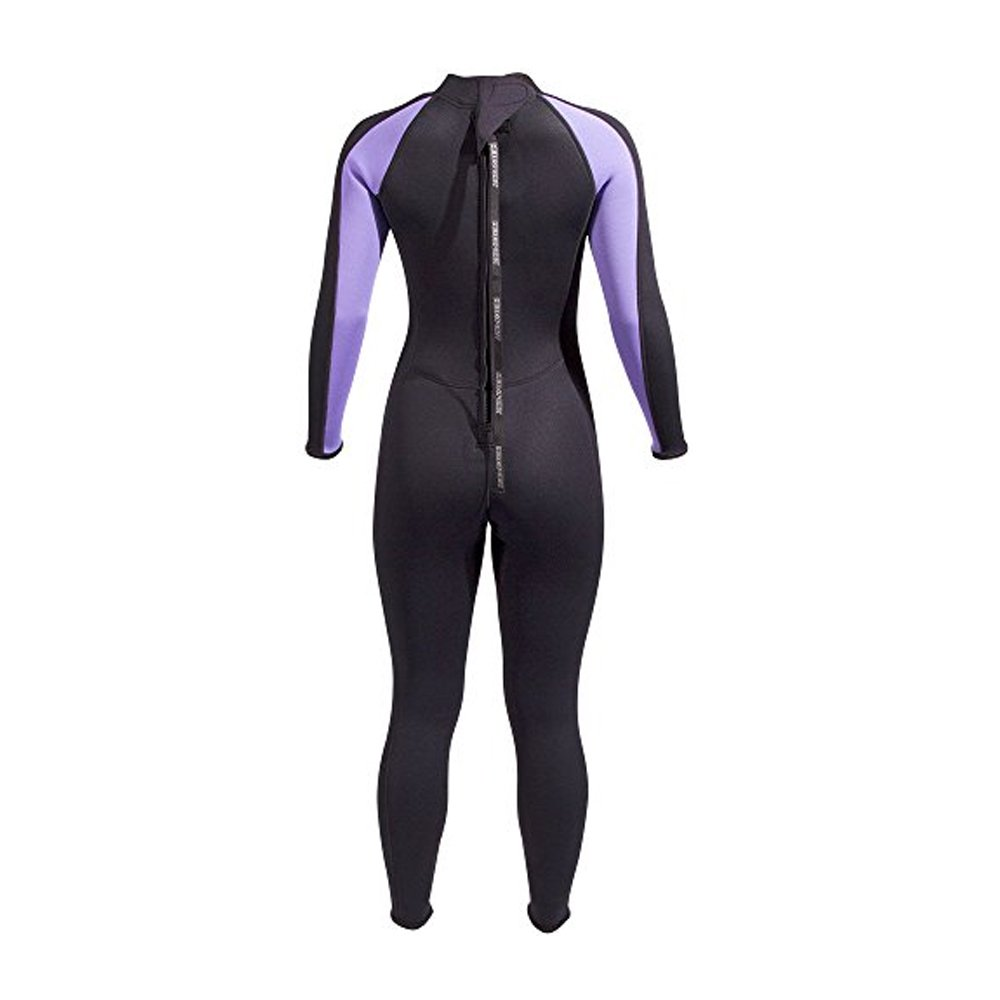 0985afd1aa Amazon.com  7 5mm Women s NeoSport by Henderson Full One Piece Scuba Wetsuit  Wet Suit Authorized Dealer Full Warranty  Sports   Outdoors