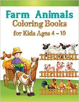 Marvelous Farm Coloring Book Printable – azspring   336x260