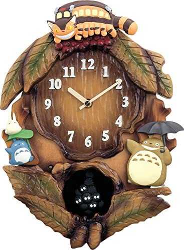 Citizn My Neighbor Totoro wall clock