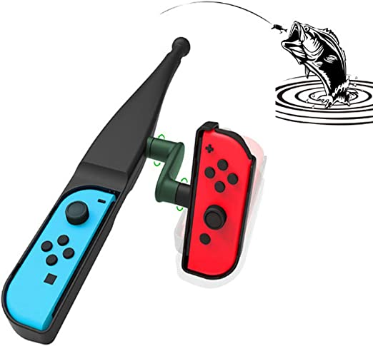Fishing Rod For Nintendo Switch Legendary Fishing Fishing Game Kit For Nintendo Switch Bass Pro Shops The Strike Championship Edition And Legendary Fishing Nintendo Switch Standard Edition Amazon Ca Computer And