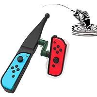 Caña de pescar para Nintendo Switch Legendary Fishing, juego de pesca para Nintendo Switch Bass Pro Shops – The Strike Championship Edition y pesca legendaria – Nintendo Switch Standard Edition