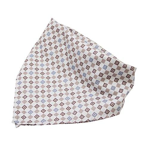 Casual Hankie Bandana Handkerchief Handmade by Hide & Drink :: Peanut
