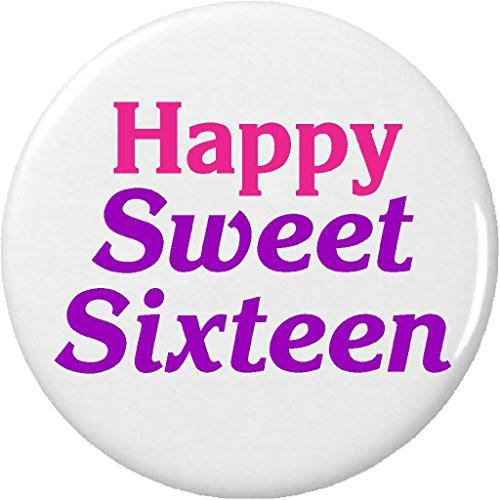 Happy Sweet Sixteen 2.25