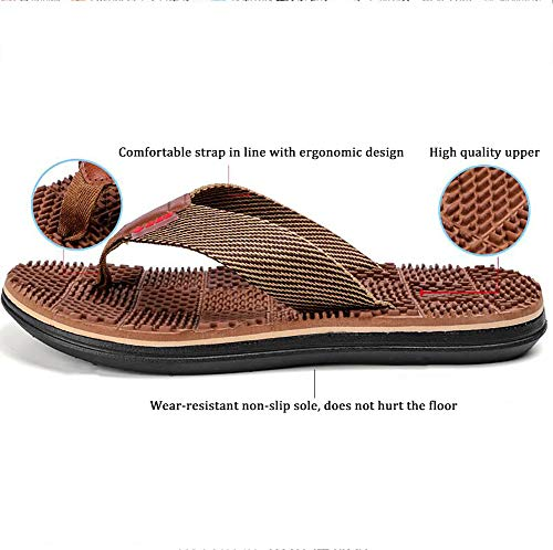 Shangxian Sandalias Feet Casual Brown Party Pantuflas Fashion vnmwNO80